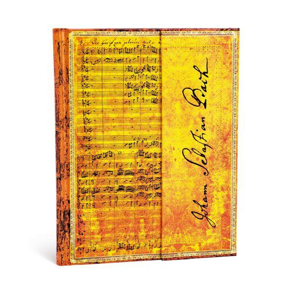 "Paperblanks Bach Cantata BWV112 Journal, Ultra 7"" x 9"""