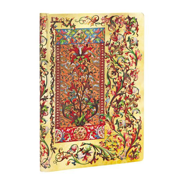 "Paperblanks Florentine Cascade Tuscan Sun Mini Journal 4""x5-1/2"""