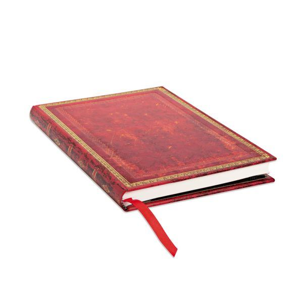 Paperblanks Old Leather Classics, Venetian Red Midi 5x7 Journal