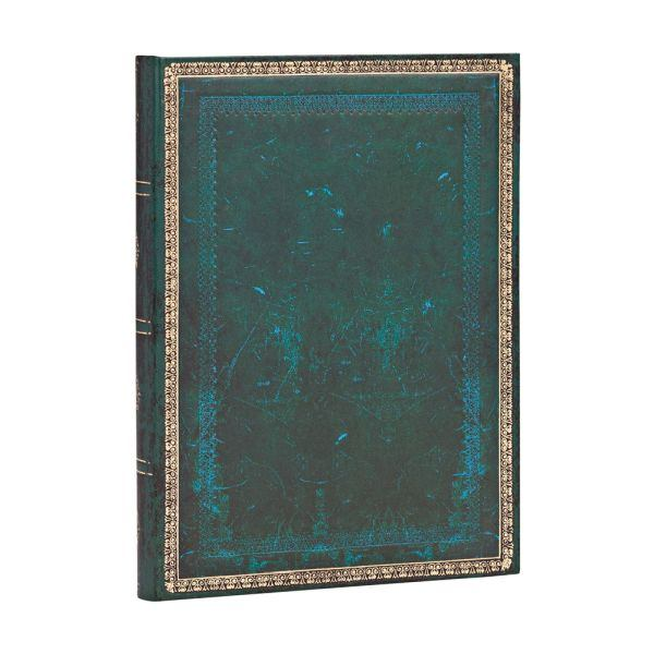 Paperblanks Old Leather Classics, Viridian Midi 5x7 Journal