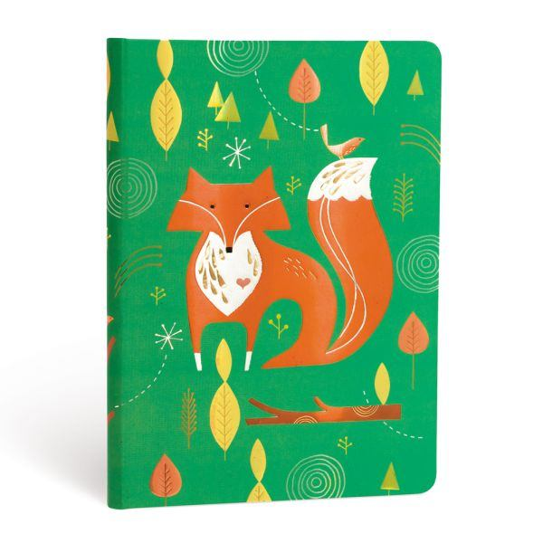 Paperblanks Tracy Walker, Mister Fox Midi Journal