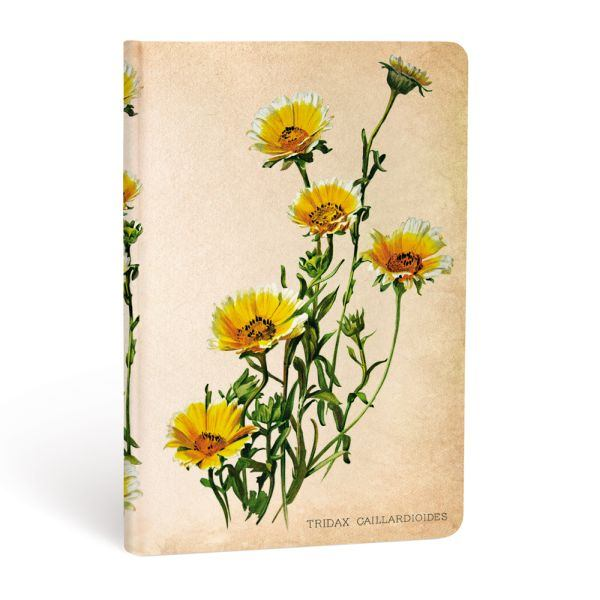 "Paperblanks Woodland Daisies Mini 3 3/4"" x 5 1/2"" Journal"