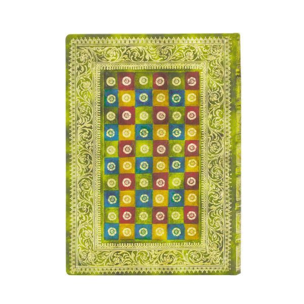 "Paperblanks Verde Midi 5"" x 7"" Lined Journal"