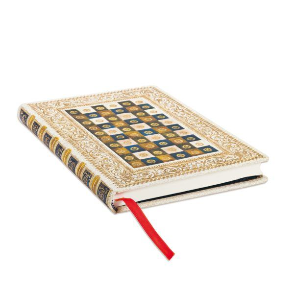 "Paperblanks Hardcover Aureo Midi 5"" x 7"" Journal"