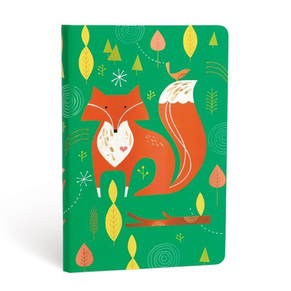 Paperblanks Tracy Walker, Mister Fox Mini Journal