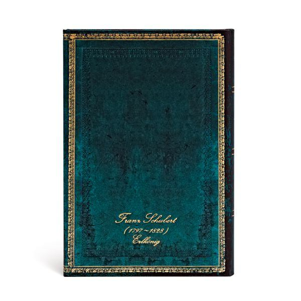 "Paperblanks Schubert, Erlkonig Mini 4"" x 5 1/2"" Journal"
