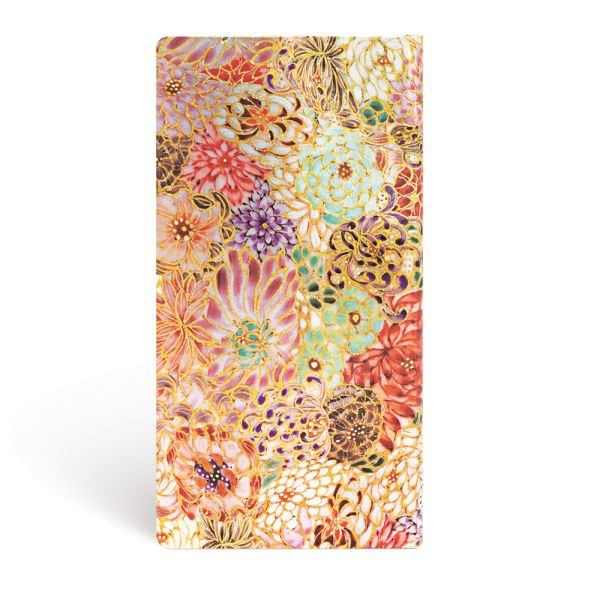 "Paperblanks Kikka Slim 3 1/2' x 7"" Journal"