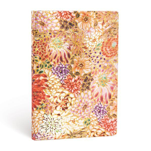 "Paperblanks Kikka Mini 3 3/4"" x 5 1/2"" Journal"