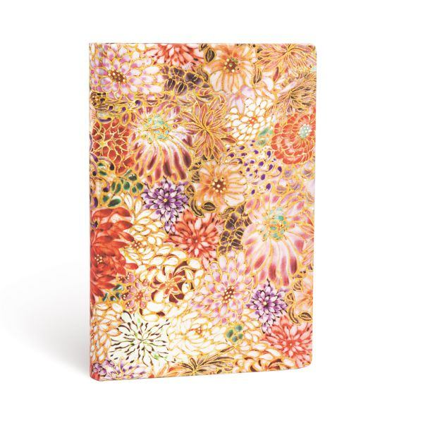 Paperblanks Kikka 3.75 x 5.5 Inch Mini Address Book