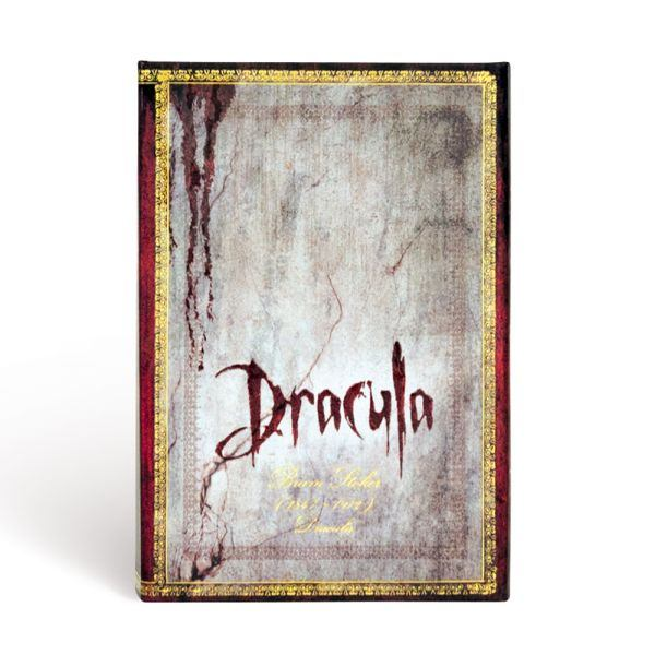 Paperblanks Bram Stoker, Dracula Mini 4 x 5.5 Inch Journal
