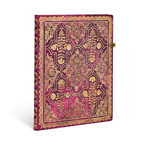 Paperblanks Fall Filigree Amaranth Ultra 7 x 9 Inch Journal