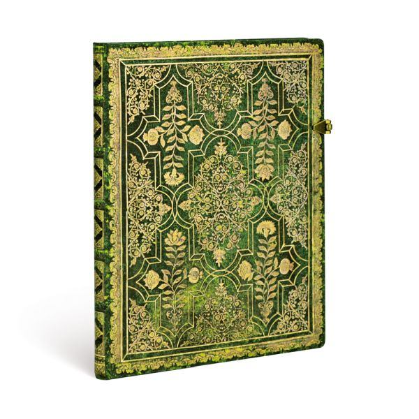 Paperblanks Fall Filigree Juniper Ultra 7 x 9 Inch Journal