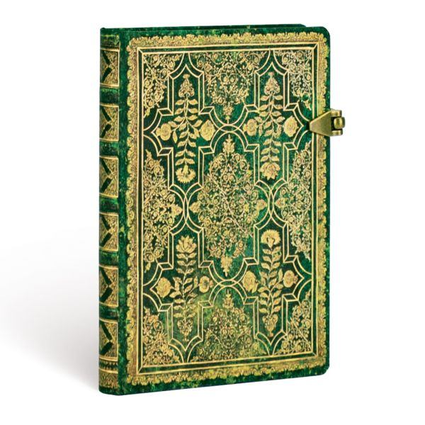 Paperblanks Fall Filigree Juniper Mini 3.75 x 5.5 Inch Journal
