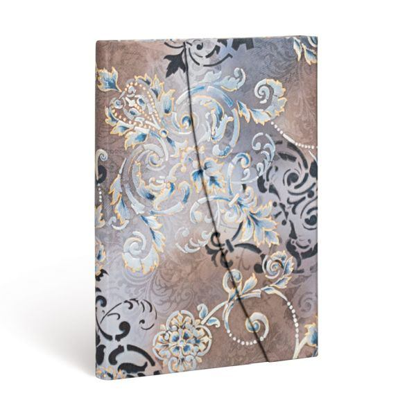Paperblanks Belle Epoque Gossamer Midi 5 x 7 Inch Journal