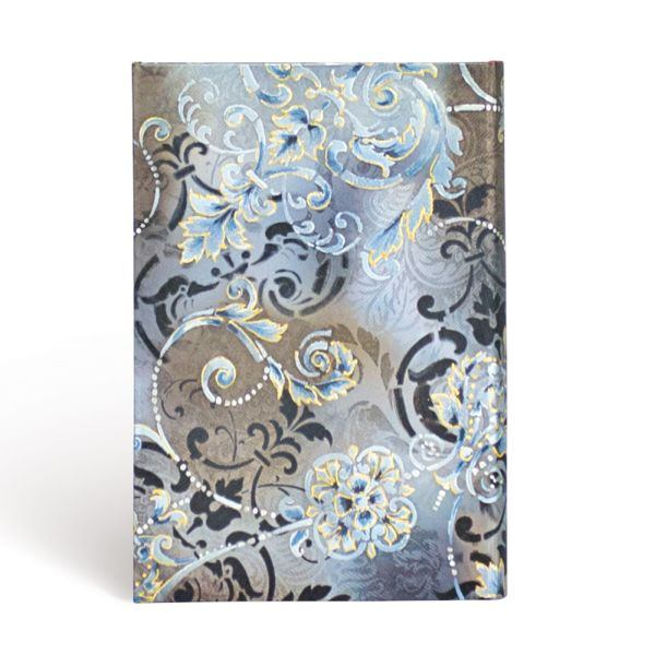 Paperblanks Belle Epoque Gossamer Mini 4 x 5.5 Inch Journal