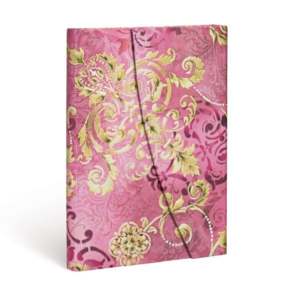 Paperblanks Belle Epoque Polished Pearl Midi 5 x 7 Inch Journal