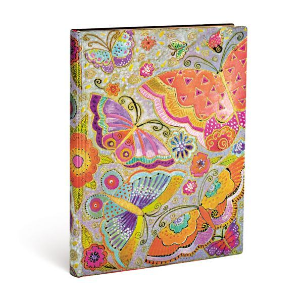 Paperblanks Flexis, Flutterbyes, Ultra 240 Pages