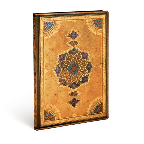 Paperblanks Flexis, Safavid, Midi 176 Pages