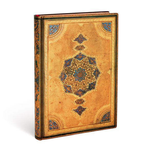 Paperblanks Flexis, Safavid, Midi 240 Pages Journal