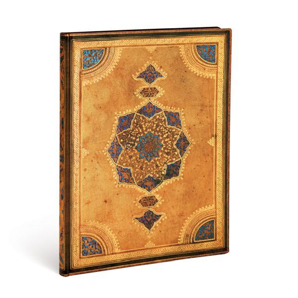 Paperblanks Flexis, Safavid Ultra 144 Lined Pages