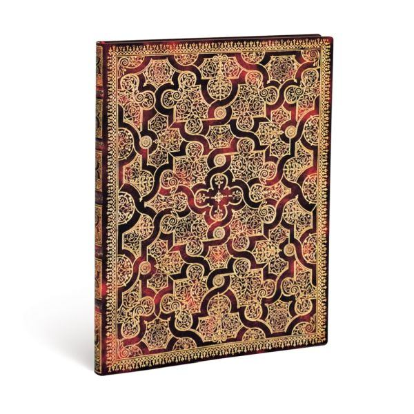 Paperblanks Flexis, Mystique, Ultra 7x9 Inch 176 Pages
