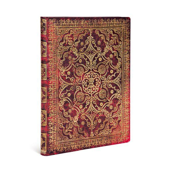 Paperblanks 5-Year Snapshot Journal Carmine