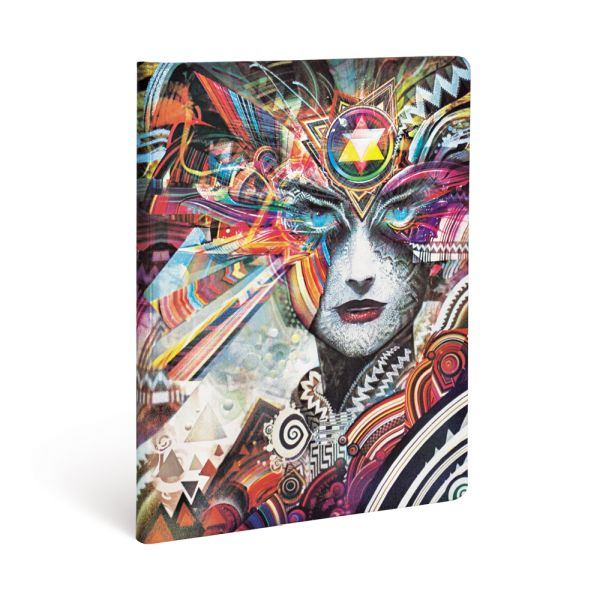 Paperblanks Android Jones Revolution Ultra 7 x 9 Inch Journal
