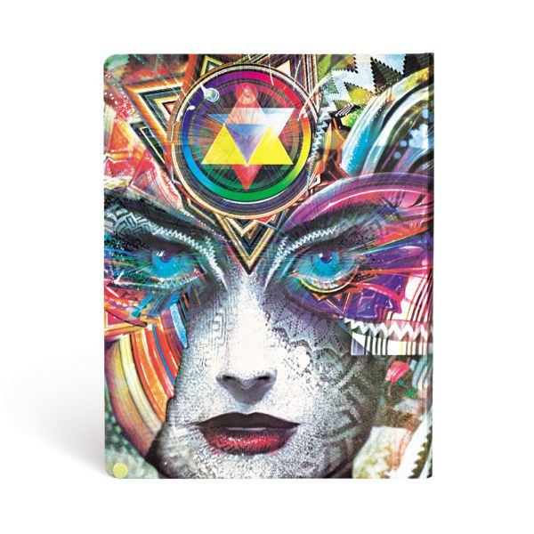 Paperblanks Android Jones Revolution Ultra 7x9 Inch Journal