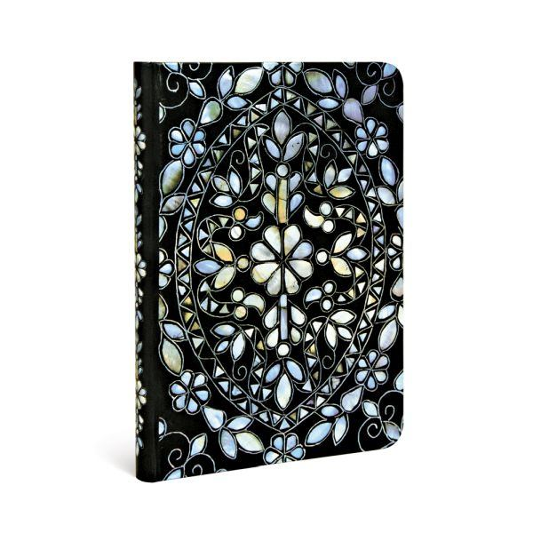Paperblanks Mirror Vine Midi 4.75 x 6.75 Inch Lined Journal