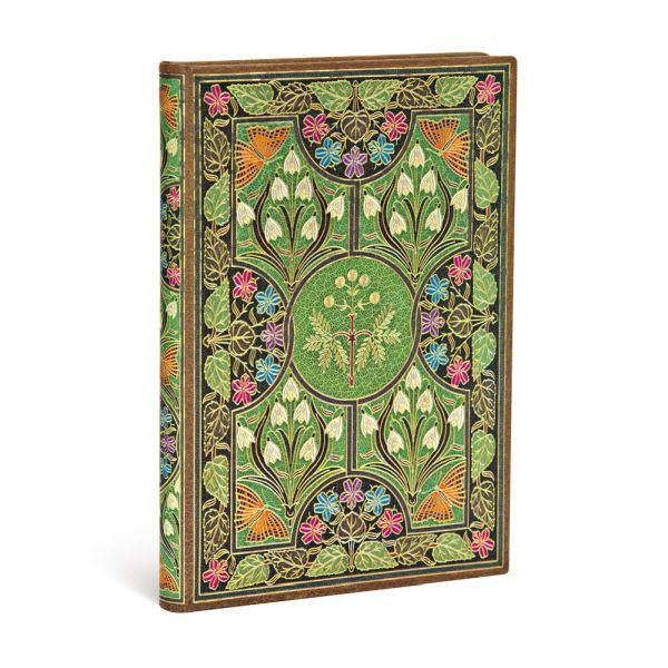 Paperblanks Poetry In Bloom Midi 5 x 7 Inch Address Book