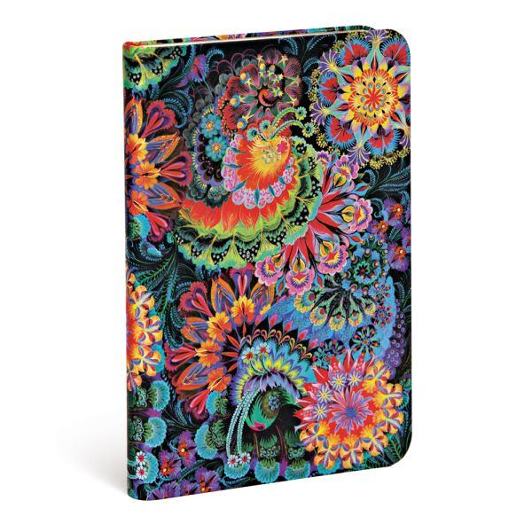 Hardcover, Olena's Garden, Moonlight Mini 3.75 x 5.5 Journal