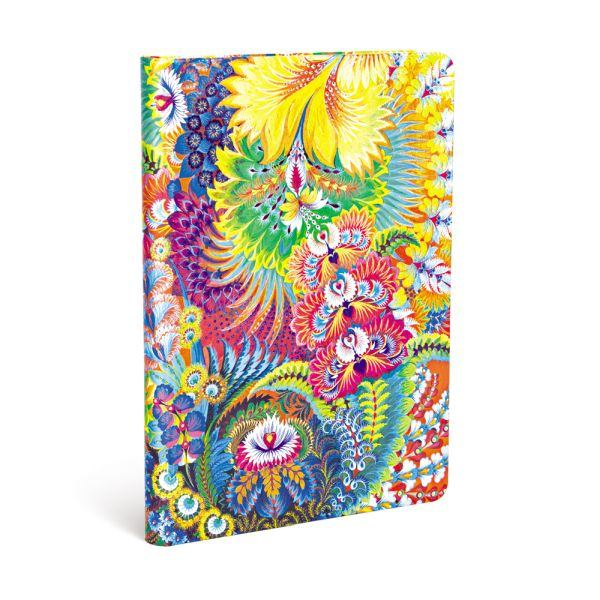 Hardcover, Olena's Garden, Dayspring Midi 5 x 7 Journal