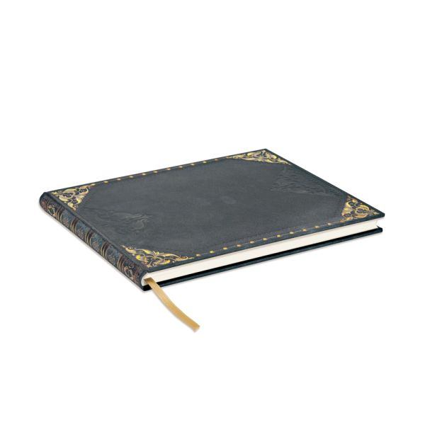 Paperblanks The New Romantics, Midnight Rebel 9 x 7 Guest Book