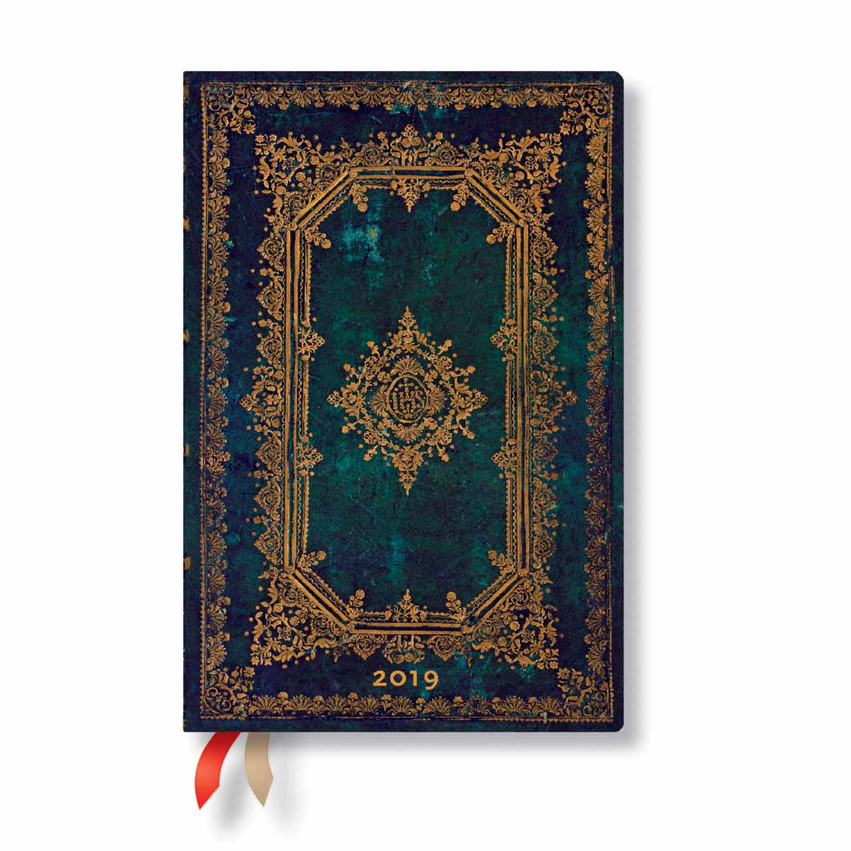 Paperblanks Mini Astra 2019 Day-At-A-Time Planner