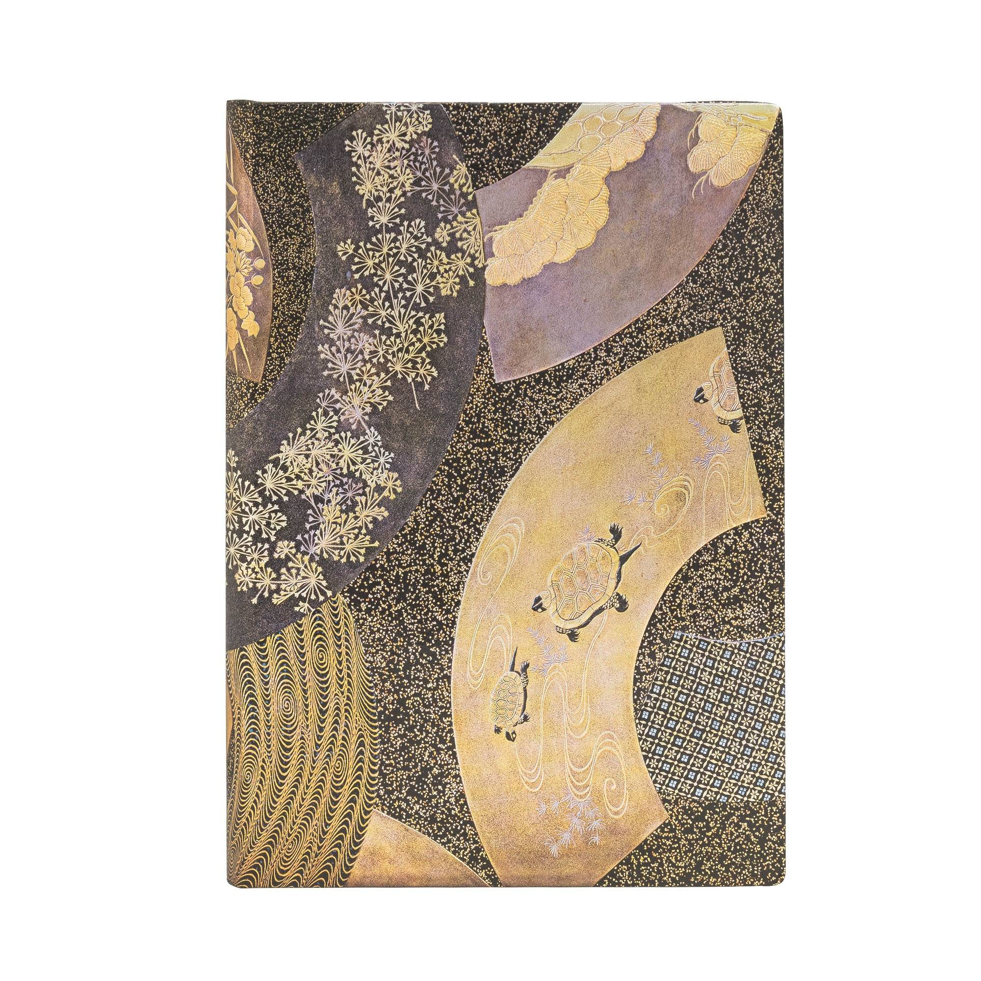 Paperblanks Japanese Ougi 5 x 7 Inch Midi Journal