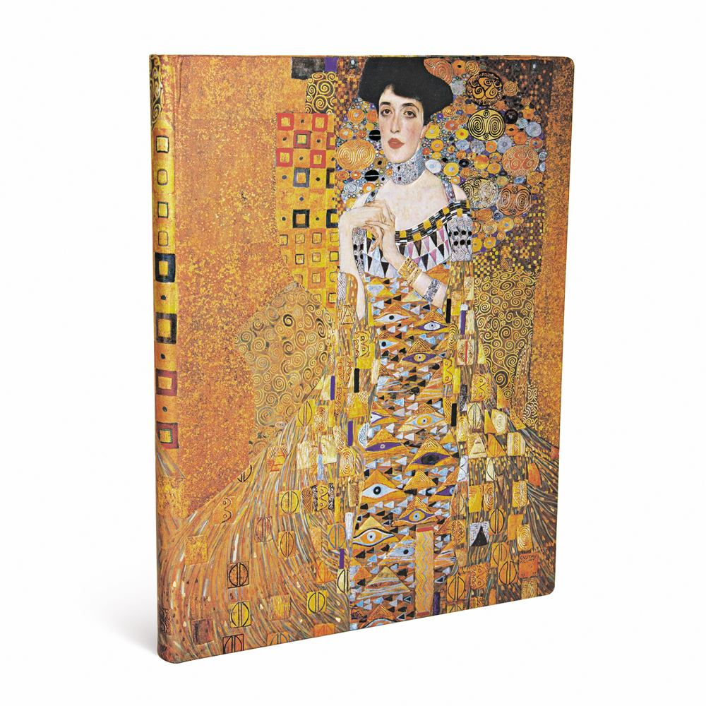 "Paperblanks Klimt 100th, Portrait of Adele Ultra 7"" x 9"" Journal"
