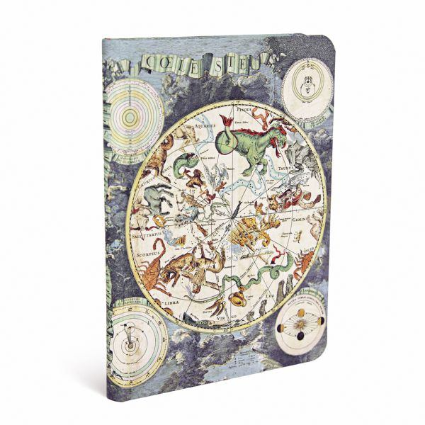 Paperblanks Celestial Planisphere Midi 4.75 x 6.75 Journal