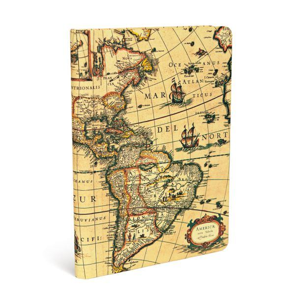 Paperblanks Western Hemisphere, Midi Journal