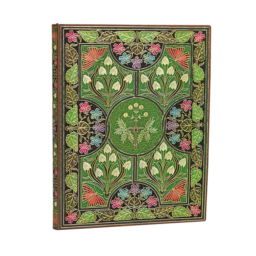 Paperblanks Flexis, Poetry in Bloom, Ultra 176 pages