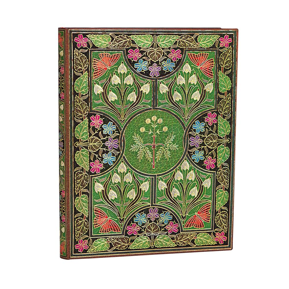 Paperblanks Flexis, Poetry in Bloom, Ultra 240 Pages