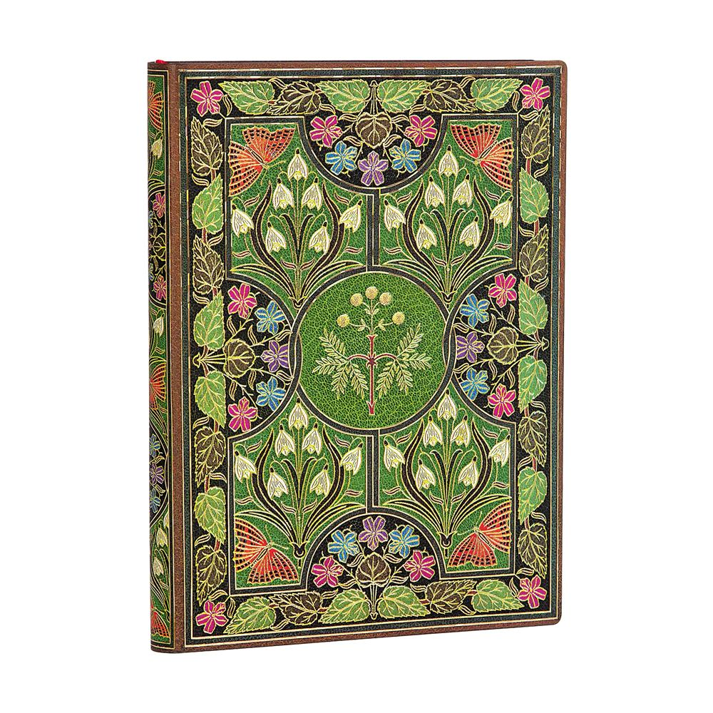 Paperblanks Flexis, Poetry in Bloom, Midi 240 pages