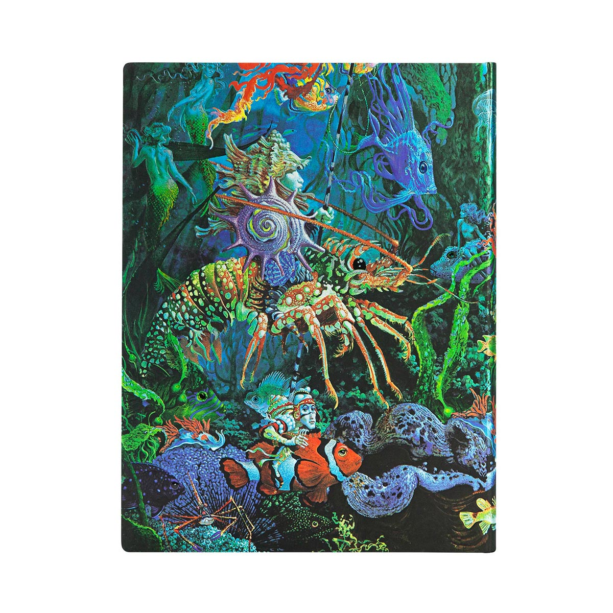 Paperblanks Sea Fantasies Ultra 7 x 9 Inch Journal