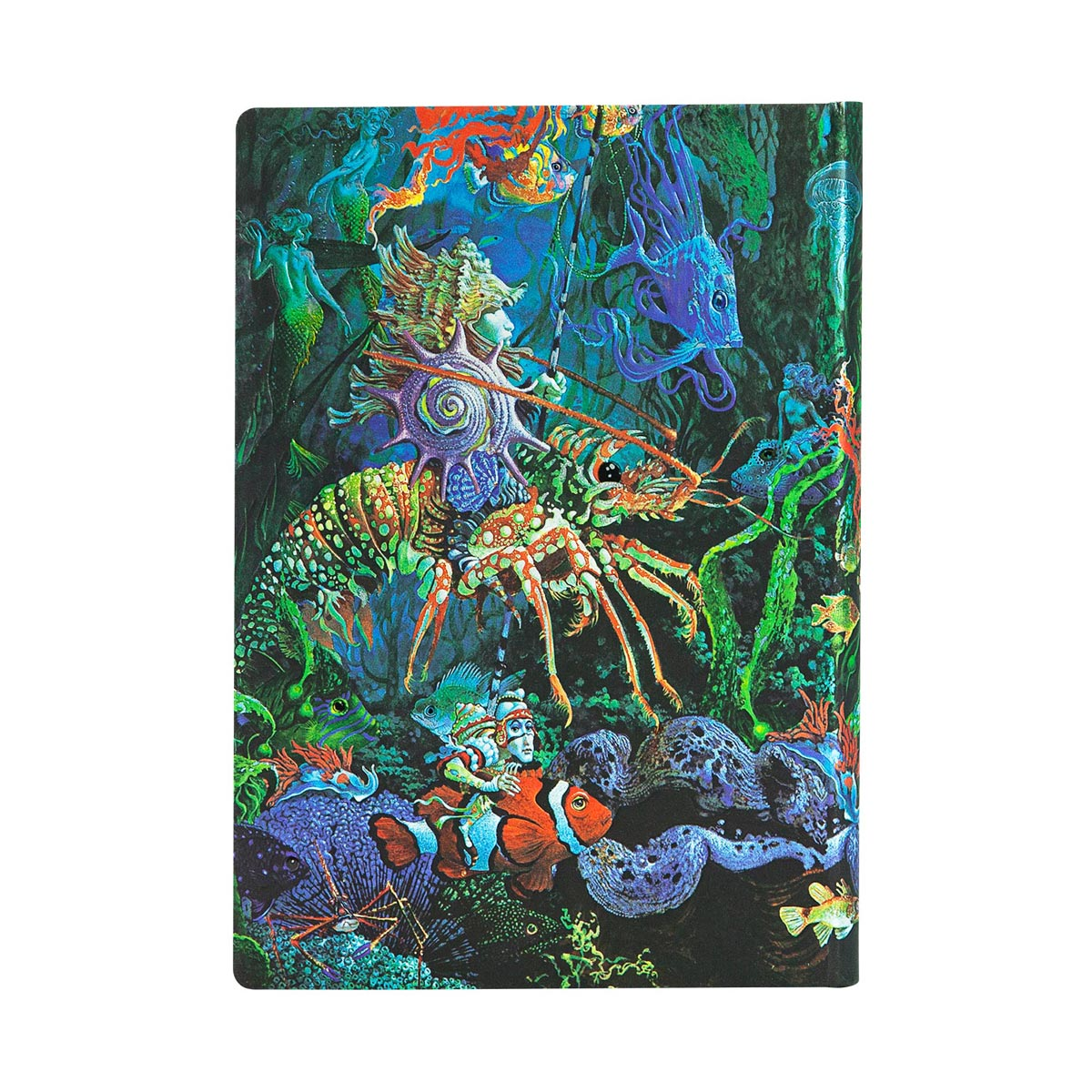 Paperblanks Sea Fantasies Midi 5 x 7 Inch Journal