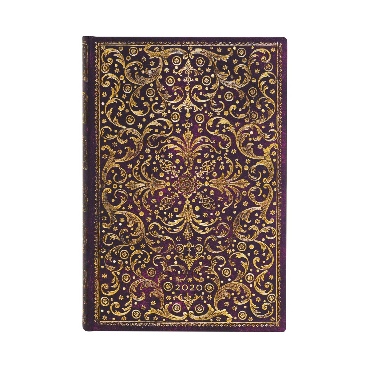 Paperblanks Mini Aurelia 2020 Day-At-A-Time Planner
