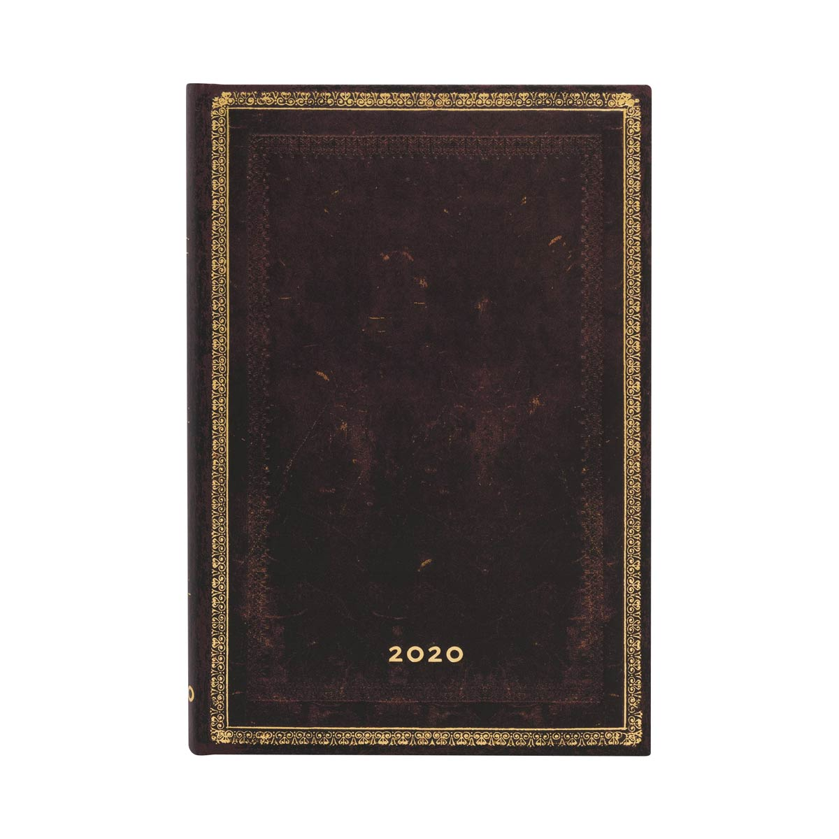 Paperblanks Mini Black Moroccan 2020 Week-At-A-Time Planner