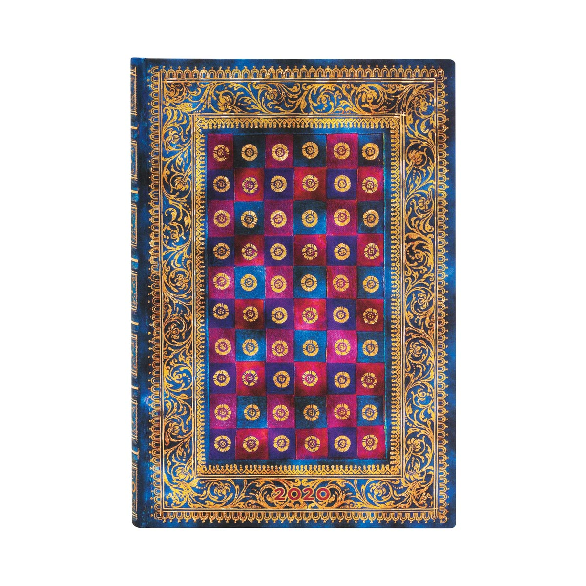 Paperblanks Mini Celeste 2020 Week-At-A-Time Planner