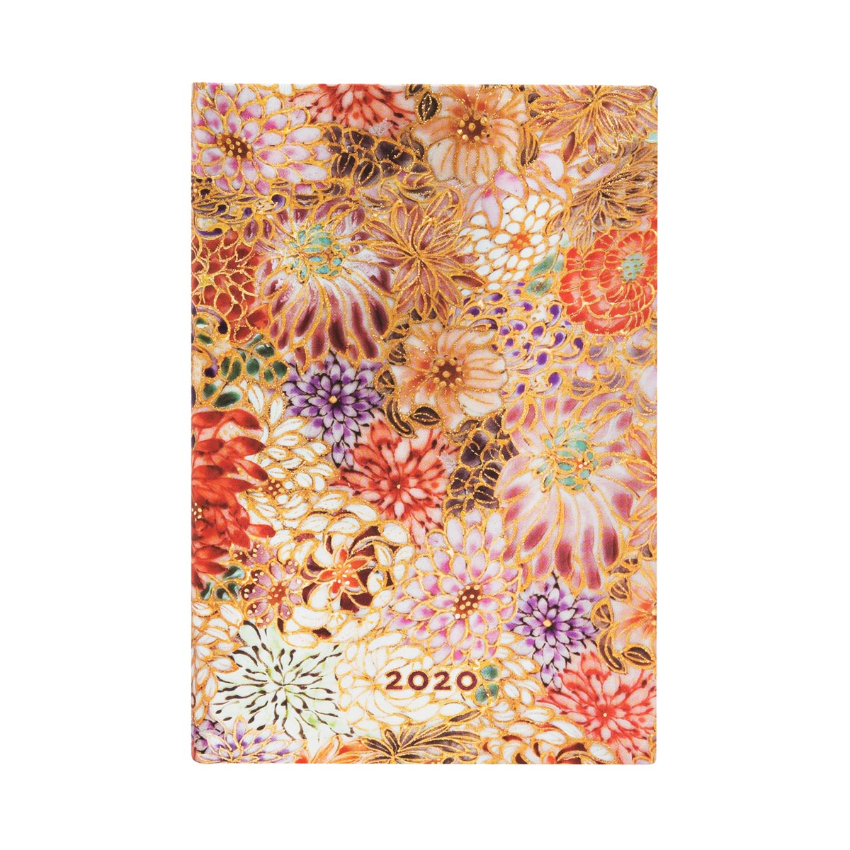 Paperblanks Mini Kikka 2020 Week-At-A-Time Planner