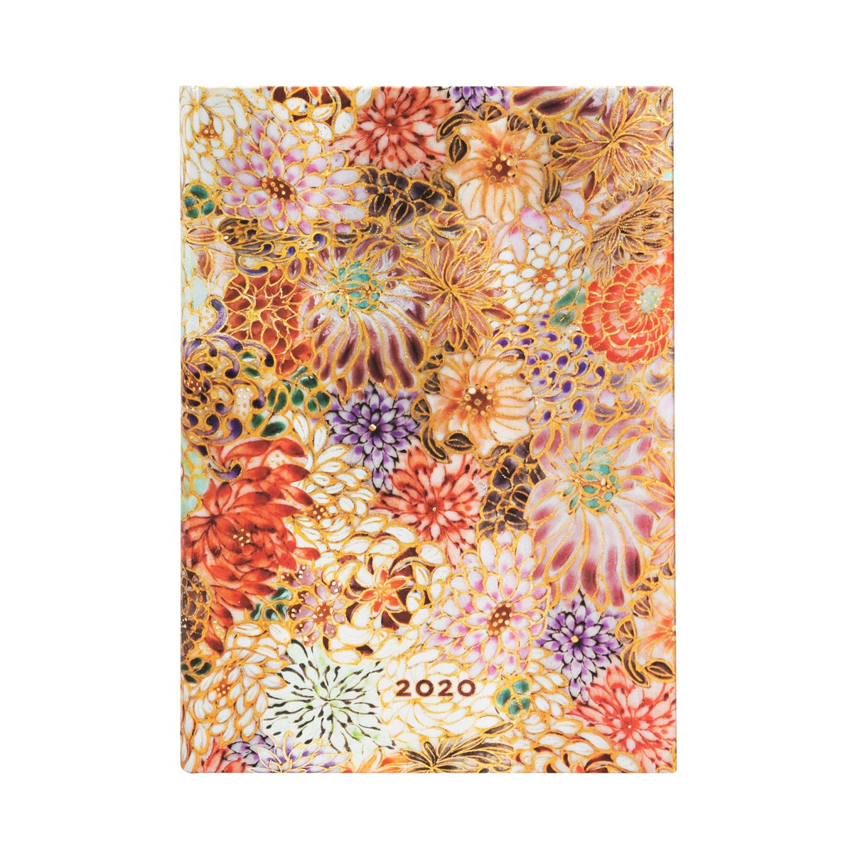 Paperblanks Midi Kikka 2020 Day-At-A-Time Planner