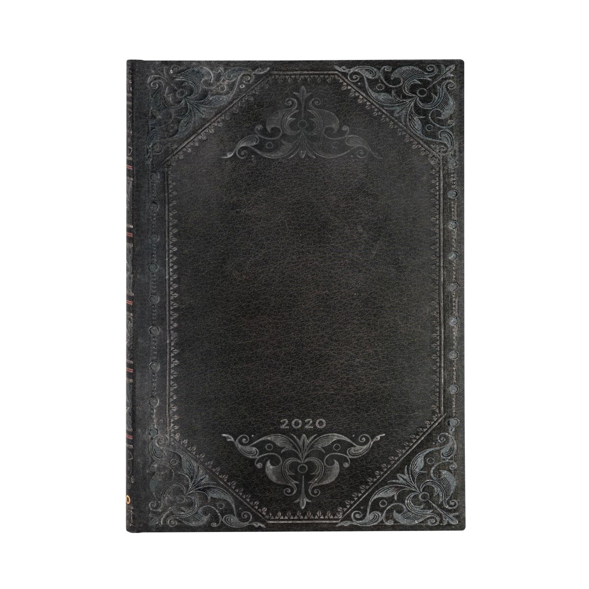 Paperblanks Midi Midnight Rebel Bold 2020 Week-At-A-Time Planner