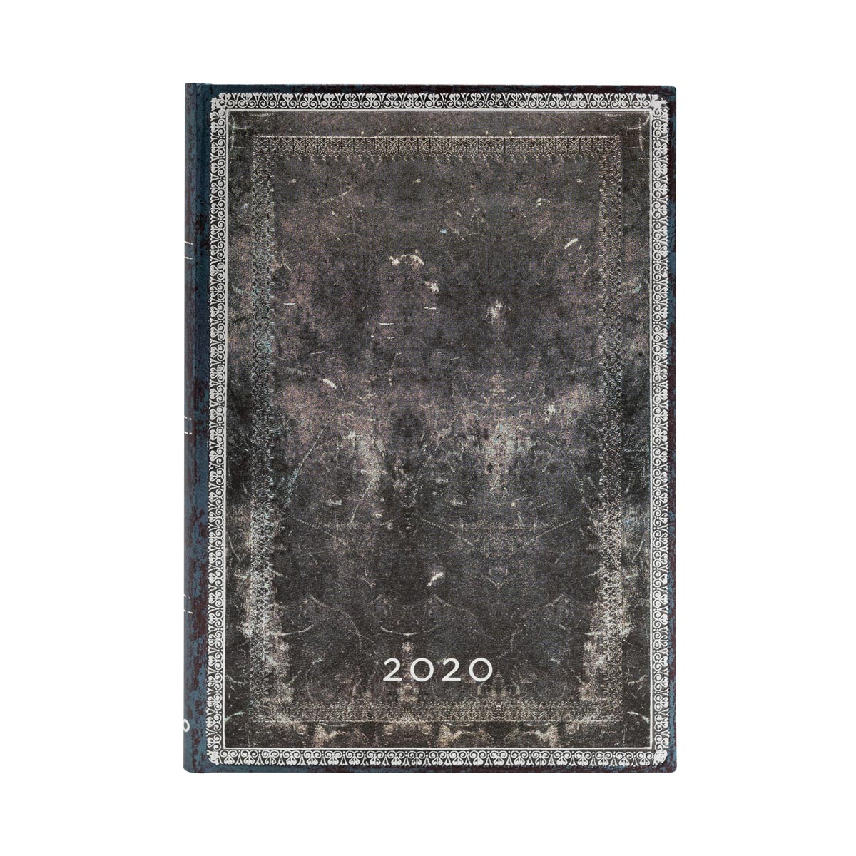Paperblanks Midi Midnight Steel 2020 Week-At-A-Time Planner